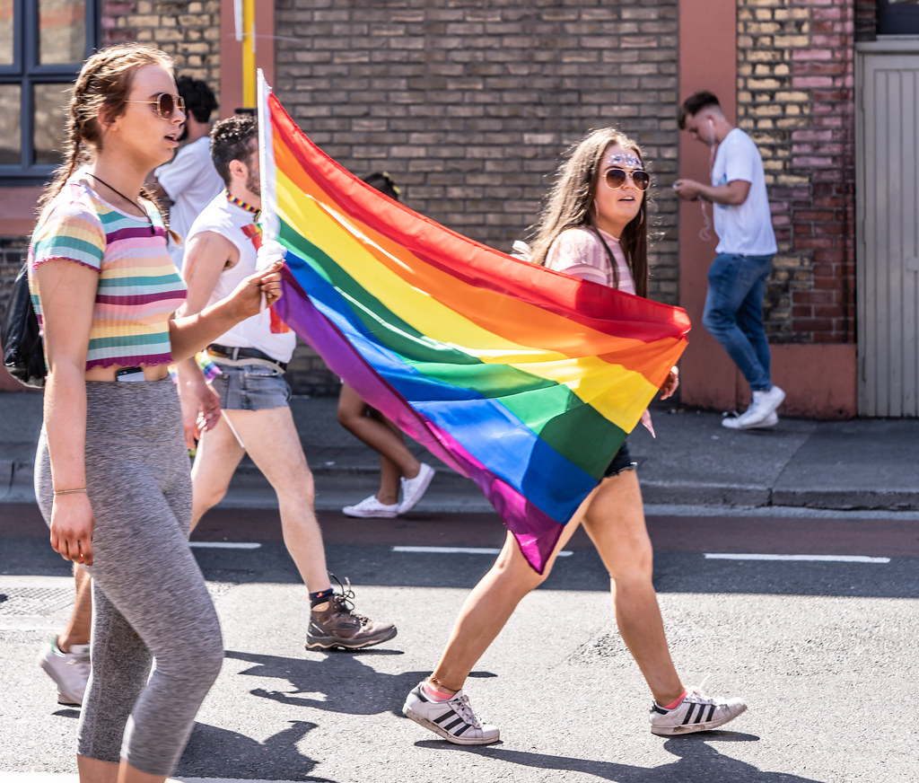 ABOUT SIXTY THOUSAND TOOK PART IN THE DUBLIN LGBTI+ PARADE TODAY[ SATURDAY 30 JUNE 2018]-141812