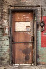 Al + Gene. (stevenbley) Tags: new york steelmill steel abandoned industrial industry decay decayed rotten ny buffalo rust urbanexploration urbanexploring exploring exploration urbex urban old dust bethlehem bethlehemsteel