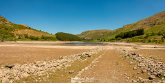 3rd July 2018 (Rob Sutherland) Tags: mardale green haweswater low water drought summer reservoir empty heatwave cumbria cumbrian lakes lake lakedistrict lakeland nationalpark ldnp northern northwest englad english britain british uk blue sky clear hot sunny