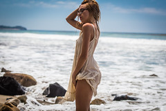 Beautiful Long Blonde Hair & Smart Glasses Bikini Swimsuit 45SURF Pretty Model Surf Girl Goddess! The Birth of Venus! Helen of Troy! Surf's Up on Malibu Beach! Sexy Hot Fitness Model Surfer dx4/dt=ic! D810 & Nikon AF-S NIKKOR 50mm f/1.4G Lens! F1.4 Bokeh! (45SURF Hero's Odyssey Mythology Landscapes & Godde) Tags: beautiful long blonde hair smart glasses bikini swimsuit 45surf pretty model surf girl goddess the birth venus helen troy surfs up malibu beach sexy hot fitness surfer dx4dtic 45epic d810 nikon afs nikkor 50mm f14g lens f14 bokeh