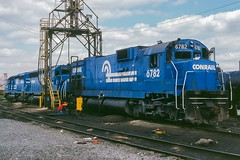King of the Alcos (douglilly) Tags: mingojunction c636 conrail