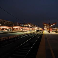 Diridon Station // San Jose (bior) Tags: fujifilmxpro2 square sanjose diridon xf16mmf14 trainstation train amtrak