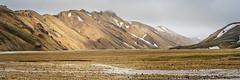 Landmannalaugar 1:3 (hrobertsson) Tags: landmannalaugar iceland panorama panoramic sony70200gm sonyalpha