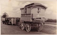 CARAVAN (old school paul) Tags: vintage photo