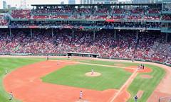 The Game Begins (RockN) Tags: bostonredsox torontobluejays fenwaypark july2018 baseball boston massachusetts newengland