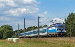 Boizenburg EC 179 HHa -  Praha 193 290-4 Tedik (Wolfgang Schrade) Tags: cd vectron br193 1932904 ec eurocity ec179 kbs100 boizenburg zug eisenbahn
