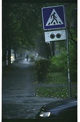Kablukova st. (mgerasym) Tags: kiev kyiv ukraine ua film 35mm nikonf65 tokinaatxpro2870 fujipro160c