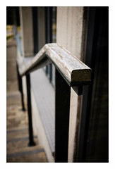 Handrail (fishyfish_arcade) Tags: 20mmf17 gx7 lumix panasonic
