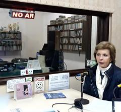 15/06/18 - Entrevista para Rádio Difusora Bagé