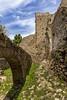 Castell de Palafolls (kike.matas) Tags: canon canoneos6d canonef1635f28liiusm kikematas castelldepalafolls palafolls catalunya españa castillo ruinas nubes paisaje piedras lightroom6 barcelona