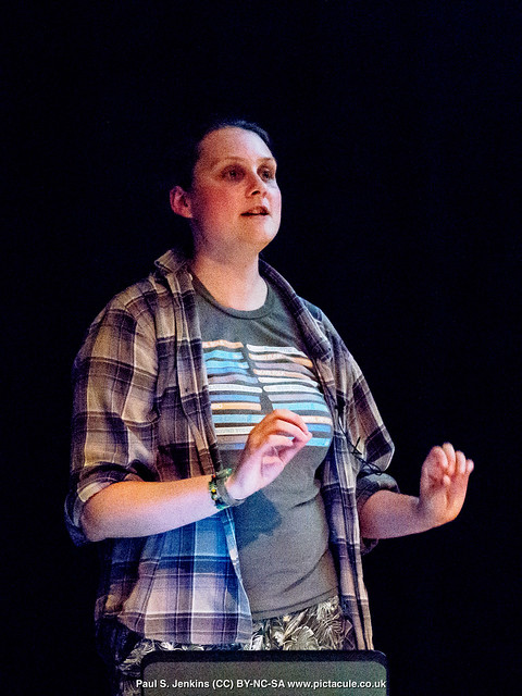 P5310151 Dr Jess Spurrell - Winchester Skeptics