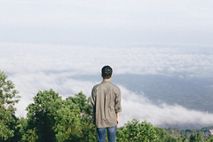 IMG_0304 (Hoàng Khôi Nguyên) Tags: moutain climb trekking travel vietnam traveling photo art men sky landscape filmphotography nikon canon canon6d