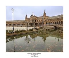 27 Juan José Leal - Plaza de España (Sevilla).