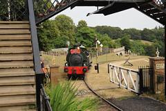 No 31  Fawley Hill 01/07/18 (Woolwinder) Tags: hudswellclarke 060st no31 fawleyhill berkshire england sirwmcalpine