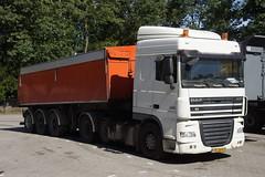 DAF XF 105.410 met kenteken BS-ZH-51 in Het Harde 07-07-2018 (marcelwijers) Tags: daf xf 105410 met kenteken bszh51 het harde 07072018 truck trucks lkw camion vrachtwagen vrachtauto transport nederland niederlande the netherlands gelderland guelders