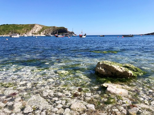 9. Lulworth Cove