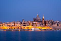 Valletta (_gate_) Tags: malta valletta eu europe cityscape waterfront sliema
