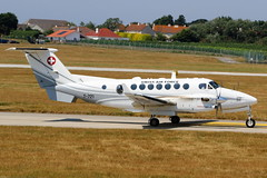 T-721 Beech 350C Super Kingair on 05 July 2018 Jersey (2) (Jersey Aviation Images 2018) Tags: aircraft airplane aeroplanes aeroplane aircraftspotters aviation planes flyingmachines