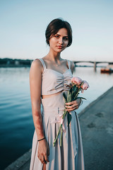 Polina Sergeenko (plotkamusic) Tags: girl russian portrait tamron35mm schoolgirl beautiful