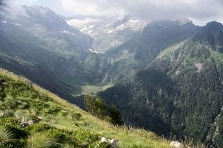 Col de las Fouzès (Ariège)