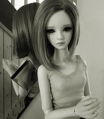 Madeleine (claudine6677) Tags: bjd sd ball jointed doll asian dolls mind dim amber puppe sammlerpuppe