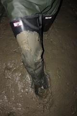 Shhluurrpp (essex_mud_explorer) Tags: hunter gates uniroyal coarsefisher black rubber thigh waders boots cuissardes watstiefel gummistiefel rubberlaarzen matsch schlamm boue mud muddy wading