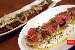 Shish Taouk (APERTURE X & THE CULINARY ADVENTURER) Tags: food singapore middleeastern chicken kebab radish onion grapevinegar