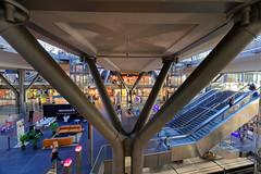 Berlin Hauptbahnhof (Pascal Volk) Tags: berlin mitte berlinhauptbahnhof berlinmitte wideangle weitwinkel granangular superwideangle superweitwinkel ultrawideangle ultraweitwinkel ww wa sww swa uww uwa architecture architektur arquitectura canoneos6d canonef1635mmf4lisusm 16mm dxophotolab