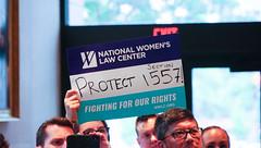 2018.07.17 #ProtectTransHealth Rally, Washington, DC USA 04701