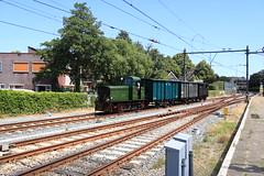 SHM 101 komt station Hoorn binnen (vos.nathan) Tags: shm stoomtram hoorn medenblik hn 101 ntm nederlandse tramweg maatschappij