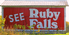 Tennessee (US Department of State) Tags: tennessee barn marion rural attractions roadside