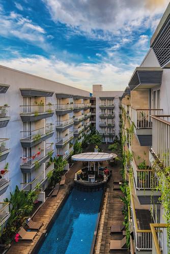 Eden Hotel, Kuta, Bali