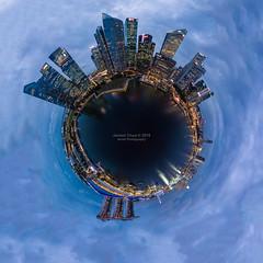 Central Business District Singapore Little Planet (Jansen Chua) Tags: buildings cityhall djimavicpro dronephotography esplanade fullerton jansenchuaphotography marinabayfinancialcentre marinabaysands mbfc onemarinaboulevard rafflescity singapore singaporetourismpromotionboard ura urbanredevelopmentauthority