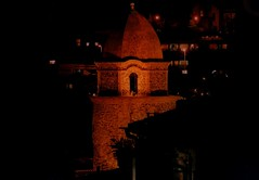 COLLIOURE NOTRE DAME DES ANGES CHURCH BELL TOWER (patrick555666751 THANKS FOR 5 000 000 VIEWS) Tags: collioure notre dame des anges church night notte nuit eglise ourladyofangels patrick555666751 patrick55566675 cotlliure roussillon rossello pyrenees orientales mediterraneo mediterranean mediterranee catalogne catalunya catalonia cote vermeille pays catalans catalan paisos clocher our lady of angels