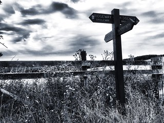 I went down to the Crossroads.....