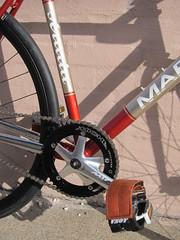 Crank-V_7118 (Hoopdriver) Tags: hoopdriverbicycles custombuild marinoni zona columbus miche fixedgear custompaint cinelli strada