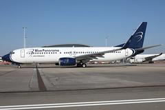 EI-FSJ 290620181 (Tristar1011) Tags: ebbr bru brusselsairport bluepanoramaairlines bluepanorama boeing 737800 b738 cittàdibergamo eifsj