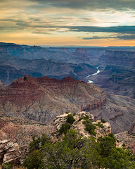 Eastward view of the Canyon at first light (johnny4eyes1) Tags: epiclight goldenhour sunrise desert beautifullandscape valleys rocky mountains coloradoriver southrim wild grandcanyon travel colorfullandscape arizona dawn landscape dramaticlight environment nationalgeographic