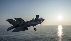 180717-N-JW440-0037 (SurfaceWarriors) Tags: navy usswasp f35b sailors marines usswasplhd1 pacificocean japan jpn