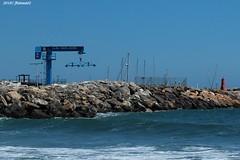 El rompeolas del Puerto (Jotomo62) Tags: andalucia provinciadealmeria nijar sanjose parquenaturaldecabodegatanijar jotomo62