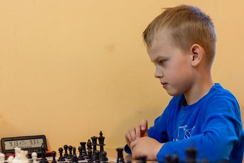VIII Szachowe Mistrzostwa Społecznego Przedszkola Akademia Przedszkolaka-34
