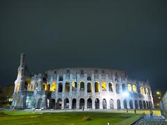 羅馬鬥獸場 Colosseo   Roma, Italy (sonic010739) Tags: olympus omd em5markii olympusmzdigital1240mm roma italy