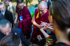 His Holiness the Dalai Lama, 13.06.2018, Vilnius (GintarasJ) Tags: dalailama vilnius lithuania lietuva 2018 visit lecture university vilniusuniversity vizitas paskaita nikon pentax tamron tamron70300