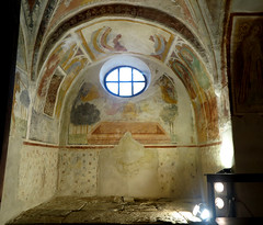 [Santuario della Madonna del Carmine] (pienw) Tags: prunetto church madonnadelcarmine santuario fresco muralpainting