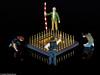 Tiny People - Chip für Macro Monday Aufnahme ausrichten (J.Weyerhäuser) Tags: 187 preiser tinypeople h0 chip ausrichten position arrange makingof