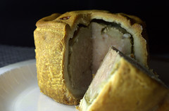 Melton Mowbray Pork Pie (Tony Worrall) Tags: add tag ©2018tonyworrall images photos photograff things uk england food foodie grub eat eaten taste tasty cook cooked iatethis foodporn foodpictures picturesoffood dish dishes menu plate plated made ingrediants nice flavour foodophile x yummy make tasted meal nutritional freshtaste foodstuff cuisine nourishment nutriments provisions ration refreshment store sustenance fare foodstuffs meals snacks bites chow cookery diet eatable fodder melton mowbray pork pie meltonmowbrayporkpie slice