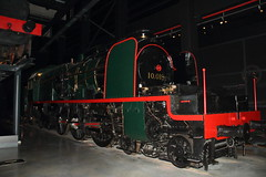 Trainworld, Brussels, Belgium (Paul Emma) Tags: europe belgium brussels railway trainworld museum schaerbeek railroad train