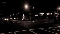 San Francisco intersection (Oscardaman) Tags: 11 ave geary blvd san francisco intersection