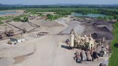 Rock Quarry (player_pleasure) Tags: rockquarry ariel cement inspire1pro drone gravel