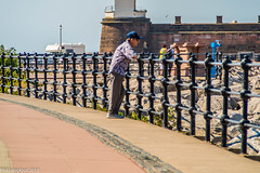 New Brighton July 2018 (Phil Longfoot Photography) Tags: seaside wirral peninsula river historic history lighthouse beach beaches beachcomber liverpool wirralpeninsula coastline